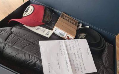 LE RETOUR DES BOX
